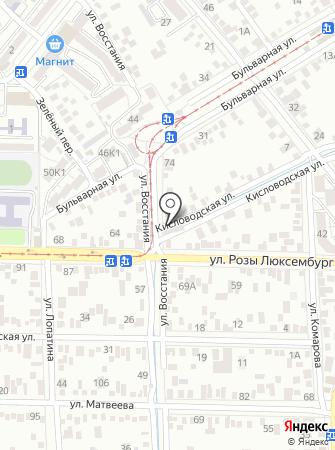 VIP Мойка на карте