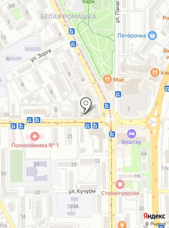 Оптово-розничный магазин журналов на карте