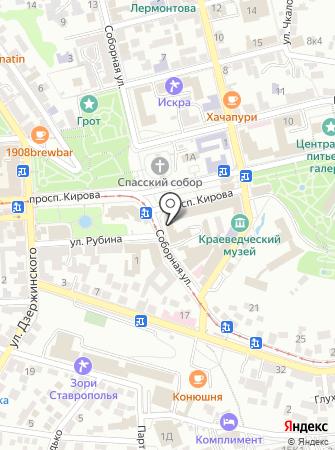 Connect Plus на карте