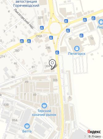 Центр шин на карте