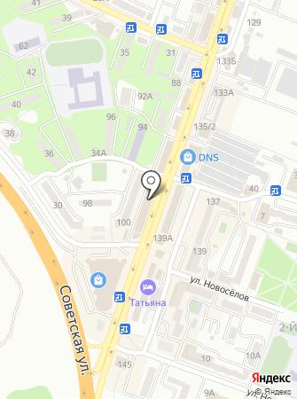 MODIGLIANI на карте