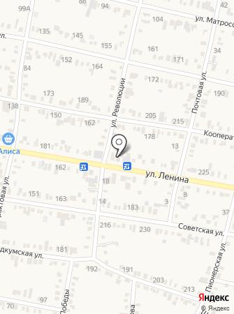 Наира на карте