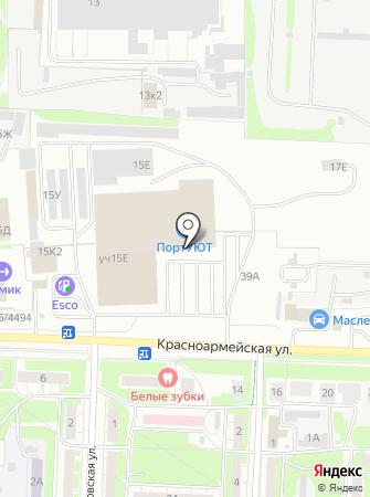 Бител-МФ на карте