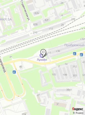 ЛУКОЙЛ-Волганефтепродукт на карте