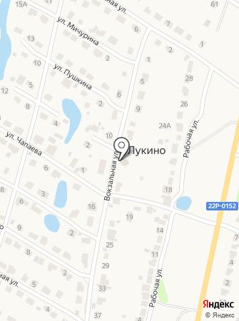 Церковь в честь иконы Казанской Божьей Матери на карте