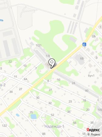 Масисо на карте