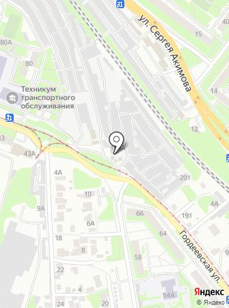 Мастер заборов на карте