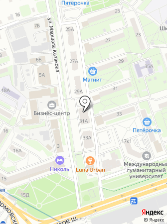 МонтажДверей24.РФ на карте