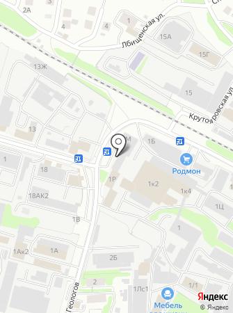 ТрасТ на карте
