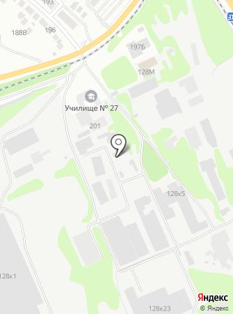 Электрод-Бор на карте