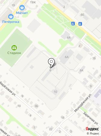 Бетон-Альянс на карте