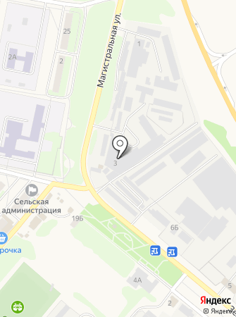 Элкаб на карте