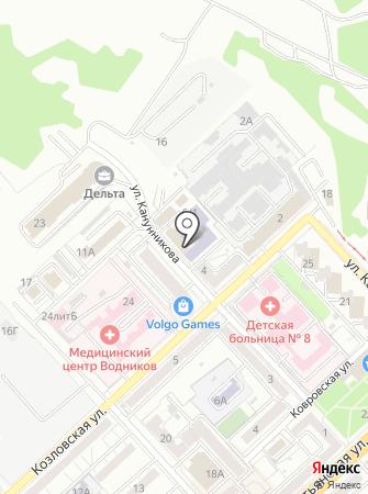 ВолгаТрансСнаб на карте