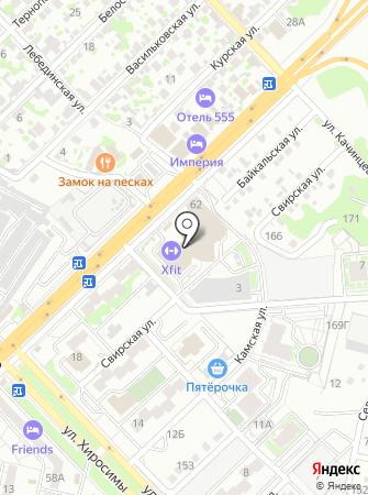 HARRY на карте