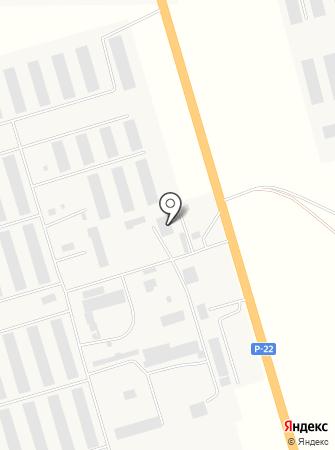 Фрегат-Юг на карте
