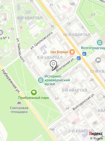Отдел муниципального жилищного контроля на карте
