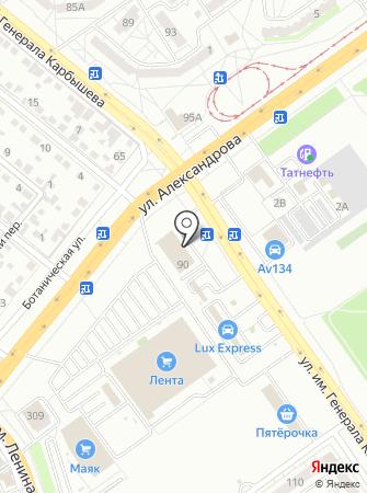 Zap34 на карте