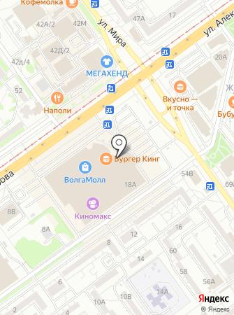 Почтовое отделение №27 на карте