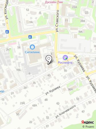 ДСК-Пенза на карте