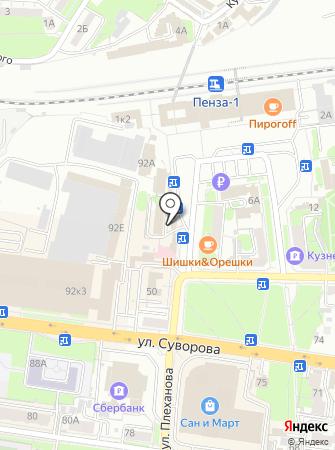 Ломбард 003 на карте