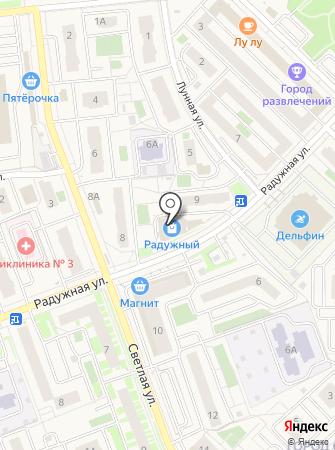 Remsotoff на карте