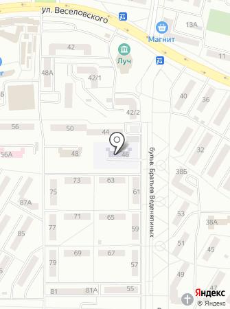 Детский сад №68 на карте