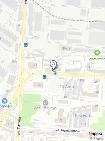 УФ ТЕХНОЛОГИИ на карте