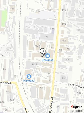 Запчасти на Кировец на карте