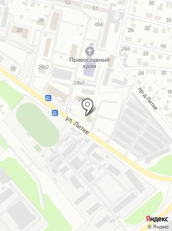 ГАЗ детали машин на карте