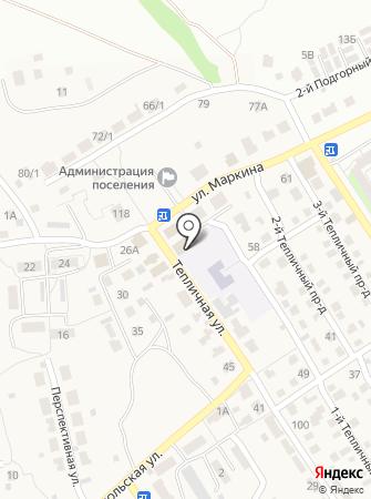 Магазин хозтоваров и инструментов на карте