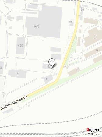 Втормет на карте