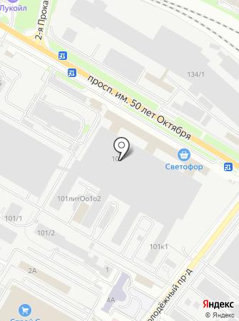 Монстр на карте