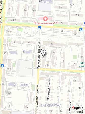 СПГЭС на карте