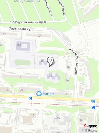 Детский сад №232 на карте