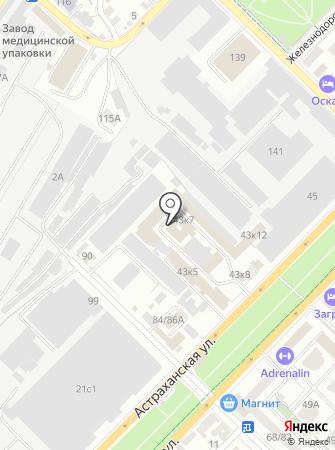 АВРОРА-НЕФТЬ на карте