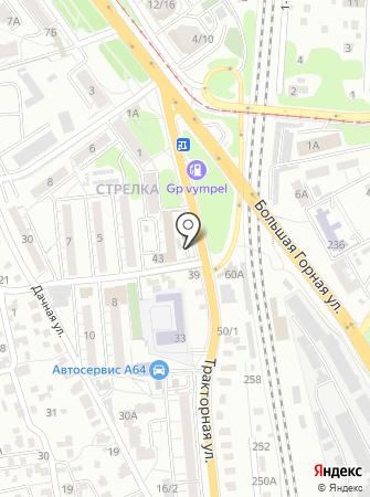 Отдел по делам ГО и ЧС на карте
