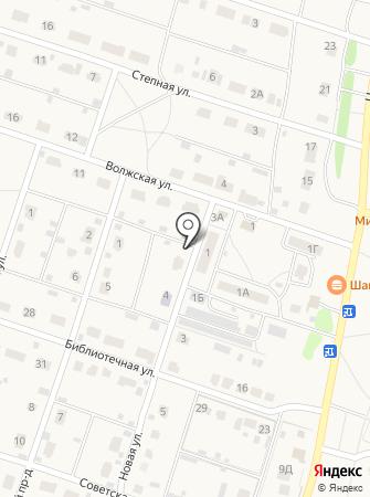 Рубин 2009 на карте
