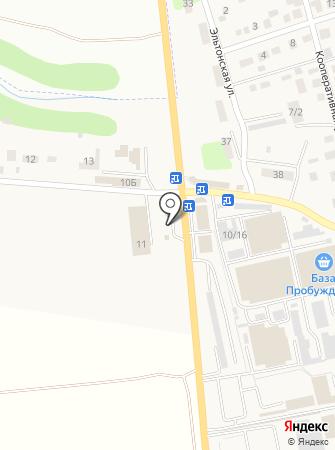 АГЗС MW на карте