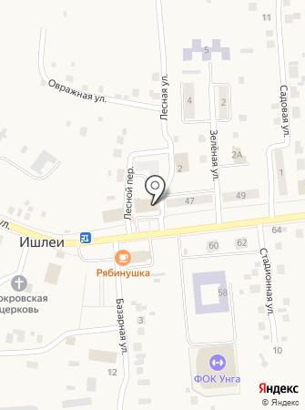 Районная касса взаимопомощи на карте