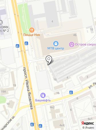 Unilin21.ru на карте