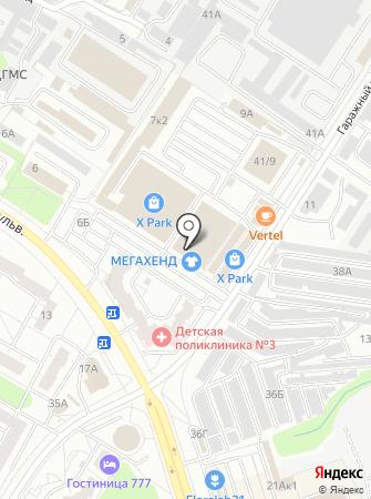 Evkrata на карте
