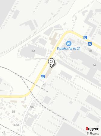ЖБК №9 на карте