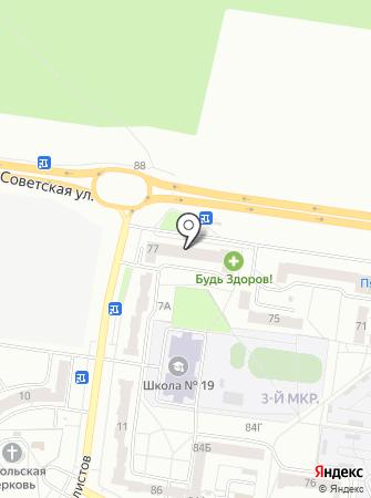 Иномаркоff на карте