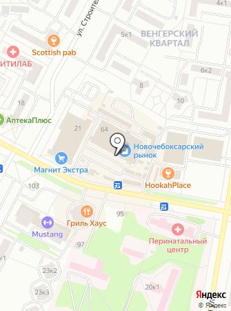 Гномик на карте
