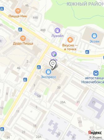 ВТИ-Сервис на карте
