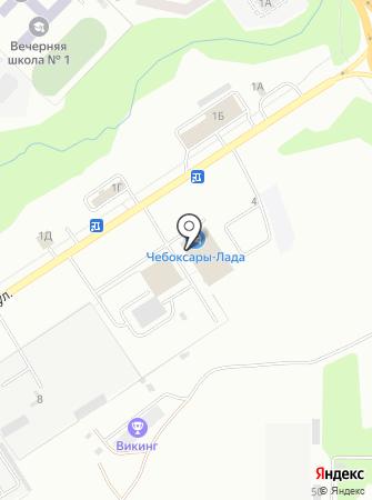 Антикор Центр на карте