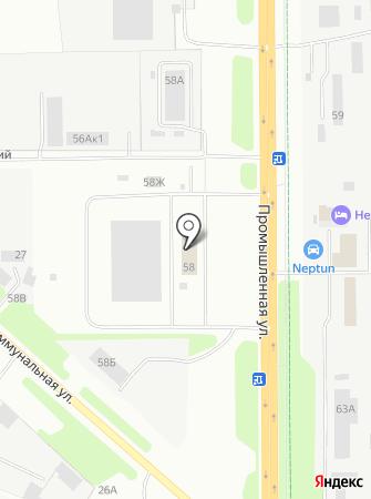 Дизель-Торг на карте