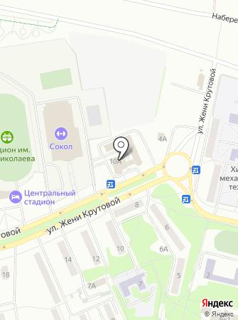 Альянс Ко на карте