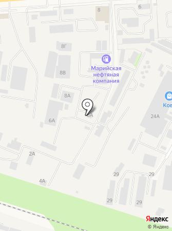 МариУралТраксервис на карте