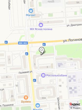 Медведевский отдел Управления Федеральной службы государственной регистрации на карте